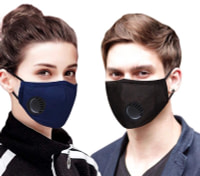 Reusable Adult Filter Mask PM2.5 (Extra Filters)