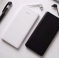 Power bank with In-Built Type C 8000mah