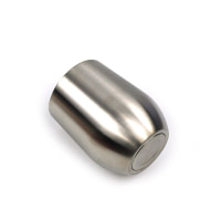 Double Layers Stainless Steel Mug with Lid 320ml