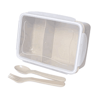 Microwavable Eco-Friendly Lunch Box