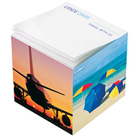 Hardcover Special Design Post It Pad