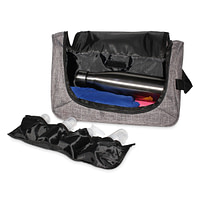 2 in 1 Gym Pouch with Toiletries Holder