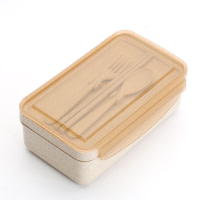 High Quality Microwavable Eco-Friendly Lunch Box
