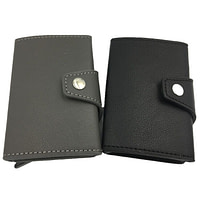 Cardholder with Leather Wallet RFID