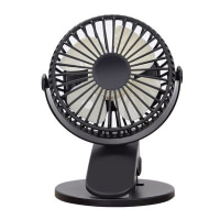 Turbo Force Portable Fan with Clamp