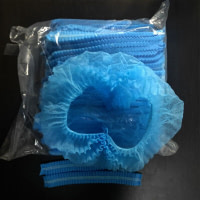 (SG Ready Stock) Disposable Dust Isolation Protective Non-Woven Head Cover