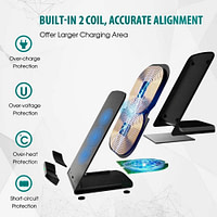 SUESEN Qi Wireless Charger Stand 1